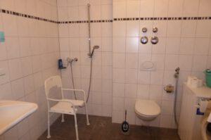 Duschbad barrierefrei