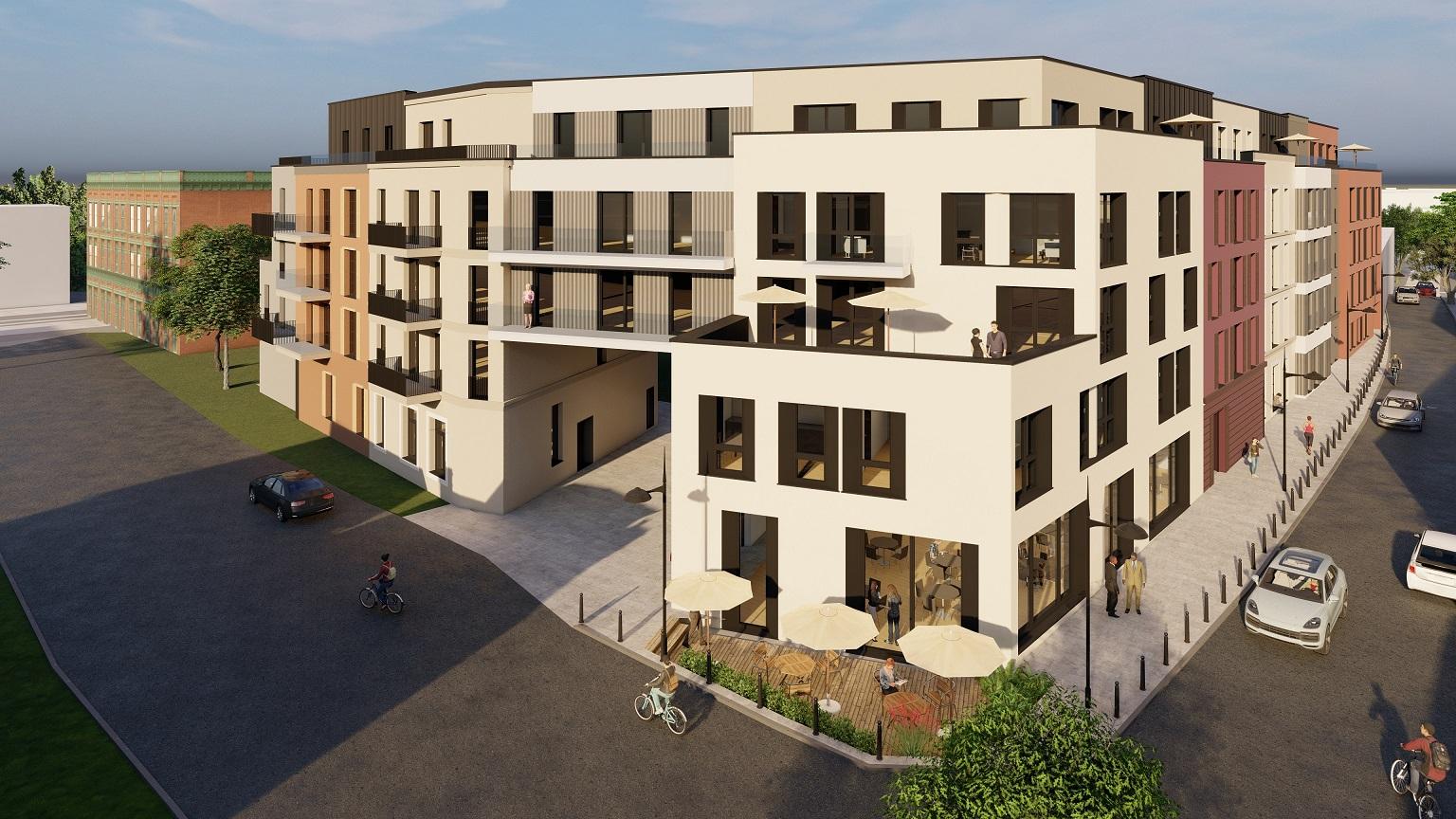 Sicher umsorgt wohnen. 1,5- bis 4-Raum-Wohnungen zentral in Gotha